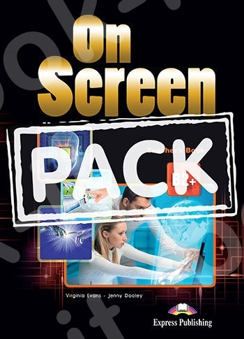 On Screen B2+ - ΠΑΚΕΤΟ Power Pack 2 Όλα τα βιβλία της τάξης με Workbook DigiBook App & FCE PRACTICE EXAM PAPERS 1 - New!!!