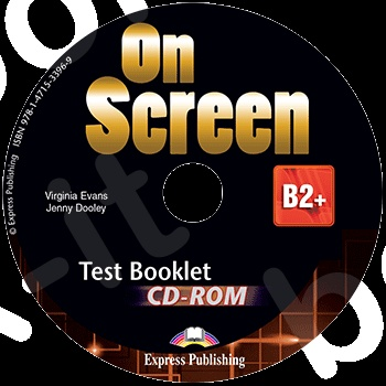 On Screen B2+ - Test Booklet CD-ROM - Revised