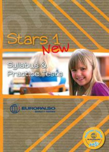EUROPALSO QUALITY TESTING STARS 1 - STUDENT'S BOOK (Βιβλίο Μαθητή) - ΝΕΟ