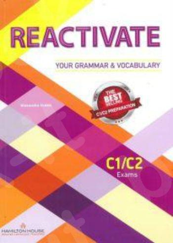 Reactivate your Grammar & Vocabulary Student's Book C1+C2 (Βιβλίο μαθητή)