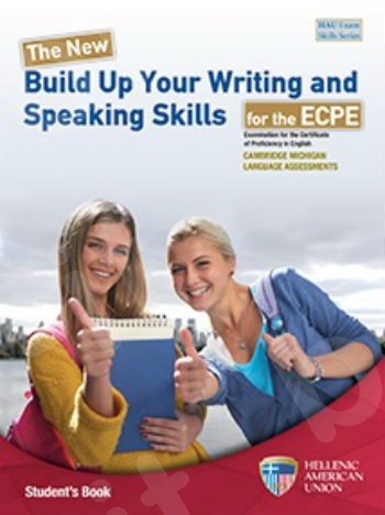 The New Build Up Your Writing and Speaking Skills for the ECPE - Βιβλίο Καθηγητή με 1 CD