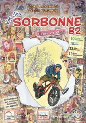 Vos Cles Sorbonne Ecrit & Oral B2 (Ν/Ε)