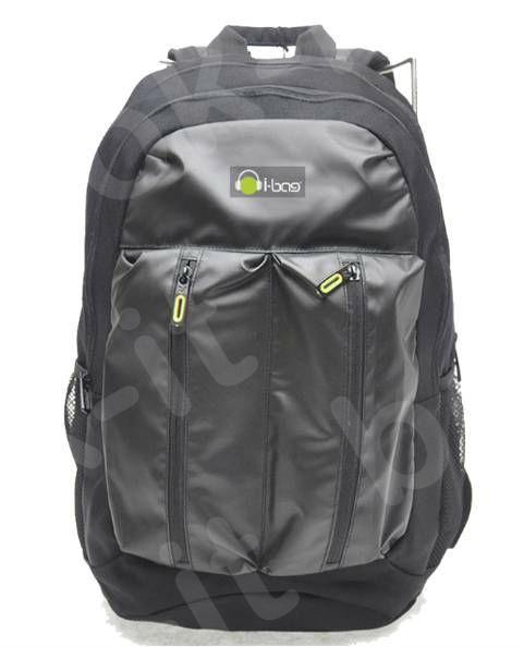 Σακίδιο Πλάτης I-Bag Backpack με δώρο i-Charger και Ακουστικά Zipper