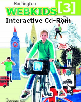 Burlington Webkids 3 - Interactive CD-ROM