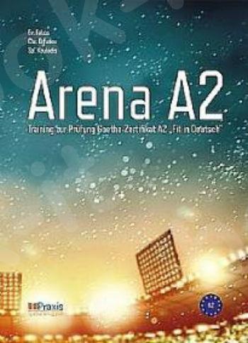 Arena A2 - Kursbuch (+CD)(Βιβλίο μαθητή)
