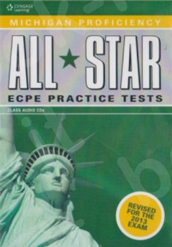 All Star Michigan Proficiency (ECPE) Practice Tests - CD Class