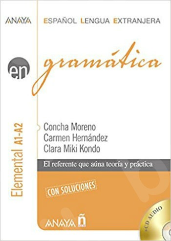 Gramática. Nivel elemental A1-A2 + CD (Spanish Edition)