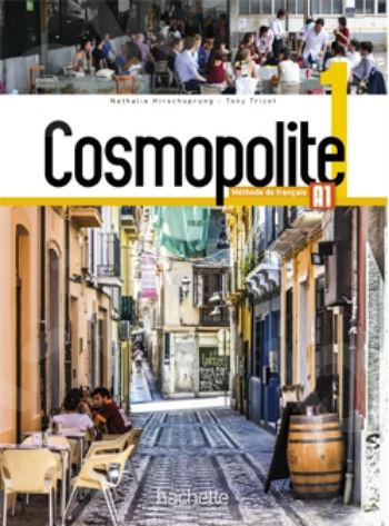 Cosmopolite 1 : Livre de l'élève + DVD-ROM + Parcours digital (Βιβλίο Μαθητή)
