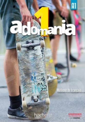 Adomania 1 : Livre de l'élève + DVD-ROM (Βιβλίο Μαθητή)