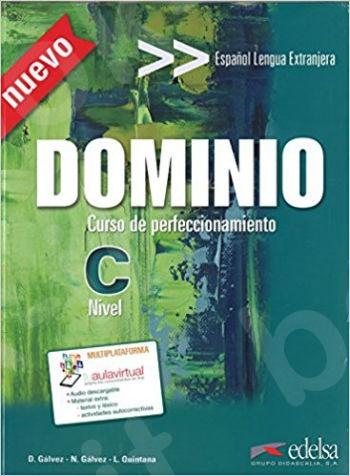Dominio : Curso de Perfeccionamiento ALUMNO , nivel C (ed.2016)