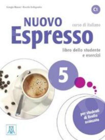 Nuovo Espresso 5(C1): Libro Studente + CD Audio(Βιβλίο Μαθητή + CD)