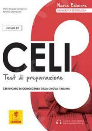 CELI 3  - STUDENTE N/E(2019) (Βιβλίο του μαθητή)