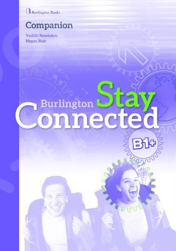 Burlington Stay Connected B1+ - Companion