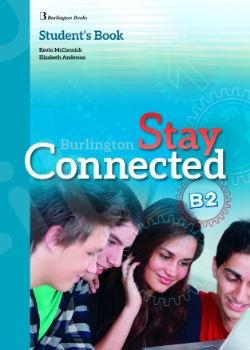 Burlington Stay Connected B2 - Student's Book (Βιβλίο Μαθητή)