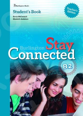 Burlington Stay Connected B2 - Teacher's Book (Βιβλίο Καθηγητή)