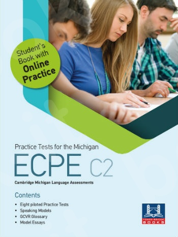 Tower Bridge Books - Practice Tests for the ECPE C2 - Student's Book with Online Practice