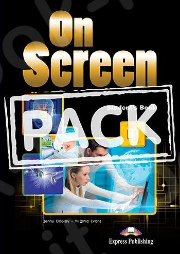 On Screen B1 - Power Pack ΠΑΚΕΤΟ Όλα τα βιβλία της τάξης  - Νέο !!!!