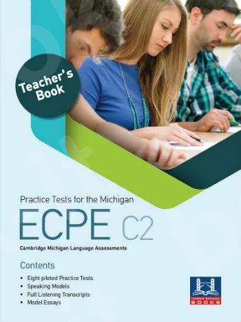 Tower Bridge Books - Practice Tests for the ECPE C2 - Teacher's Book (Βιβλίο Καθηγητή)