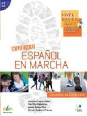 ESPANOL EN MARCHA A1 + A2 BASICO EJERCICIOS (+ CD) (Βιβλίο Ασκήσεων με CD)