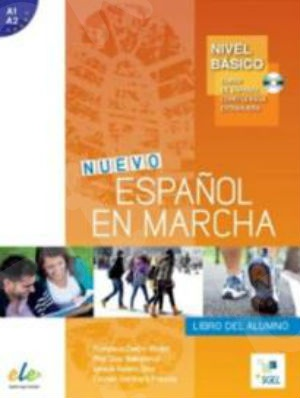 ESPANOL EN MARCHA A1 + A2 BASICO ALUMNO (+ CD) (Βιβλίο Μαθητή με CD)