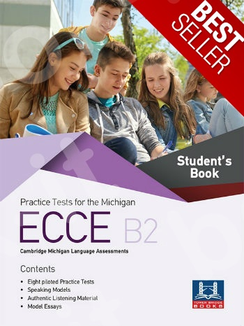 Tower Bridge Books - Practice Tests for the ECCE B2 - Student's Book (Βιβλίο Μαθητή)