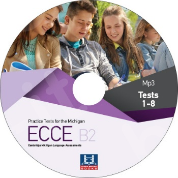 Tower Bridge Books - Practice Tests for the ECCE B2 - Mp3 - Audio Cd(1)