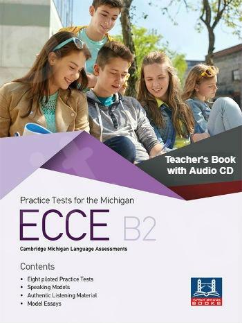 Tower Bridge Books - Practice Tests for the ECCE B2 - Teacher's Pack (Teacher's Book +  (Audio Cd (Mp3))  (Πακέτο - Καθηγητή)