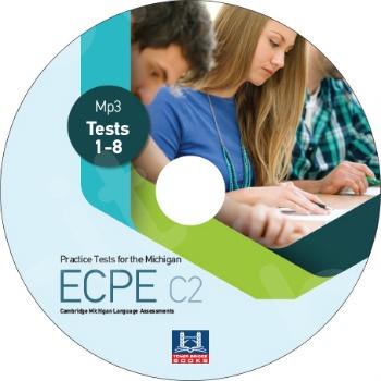 Tower Bridge Books - Practice Tests for the ECPE C2 - Mp3 - Audio Cd(1)