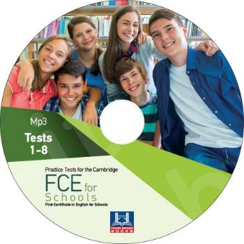 Tower Bridge Books - Practice Tests for the Cambridge FCE For Schools - Mp3 - Audio Cd(1)