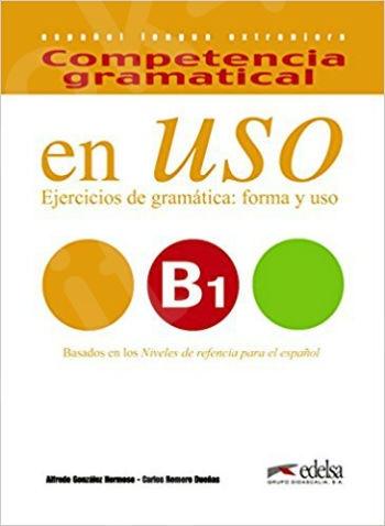 Competencia Gramatical En USO: Libro B1(+ CD) (Βιβλίο Μαθητή & CD)