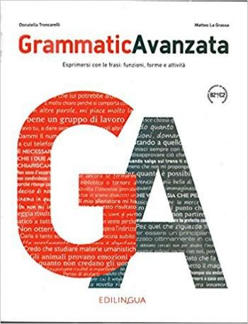 GrammaticAvanzata (Livello B2+/C2) - Edilingua