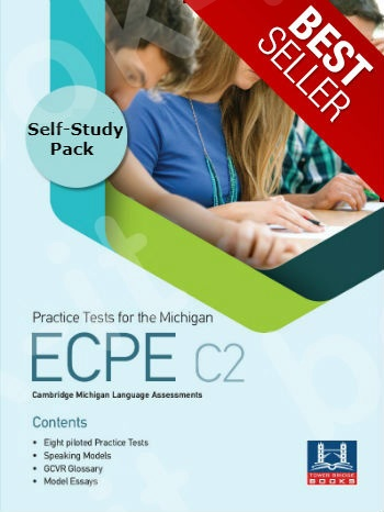 Tower Bridge Books - Practice Tests for the ECPE C2 - Self-Study Pack (Student's Book + Key + Mp3 (Audio Cd (1))  (Πακέτο)