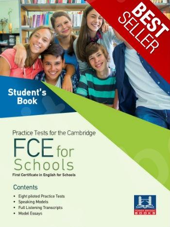 Tower Bridge Books - Practice Tests for the Cambridge FCE For Schools - Student's Book (Βιβλίο Μαθητή)
