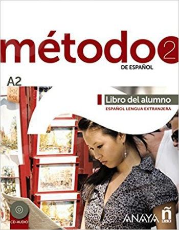 Metodo 2 de espanol (A2)Libro del Alumno (+ CD) Βιβλίο Μαθητή