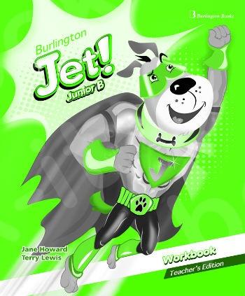 Burlington Jet! Junior B - Teacher's Workbook (καθηγητή)