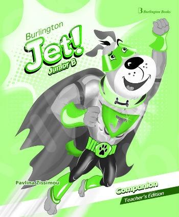 Burlington Jet! Junior B - Teacher's Companion (καθηγητή)