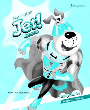 Burlington Jet! Junior A - Teacher's Companion (καθηγητή)
