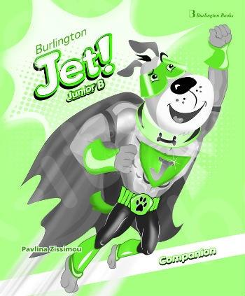 Burlington Jet! Junior B - Companion (Μαθητή)