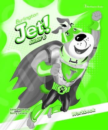 Burlington Jet! Junior B - Workbook (Βιβλίο Ασκήσεων Μαθητή)