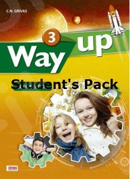 Way Up 3  - Πακέτο Όλα τα Βιβλία της τάξης (Grivas)