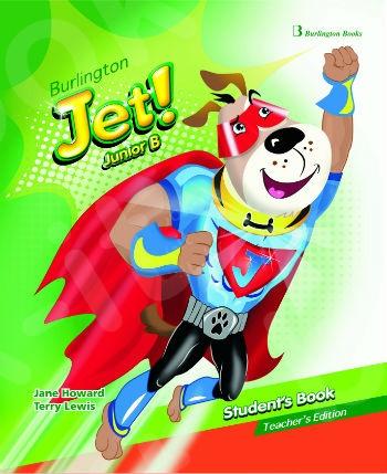 Burlington Jet! Junior B - Teacher's Book (Βιβλίο Καθηγητή)