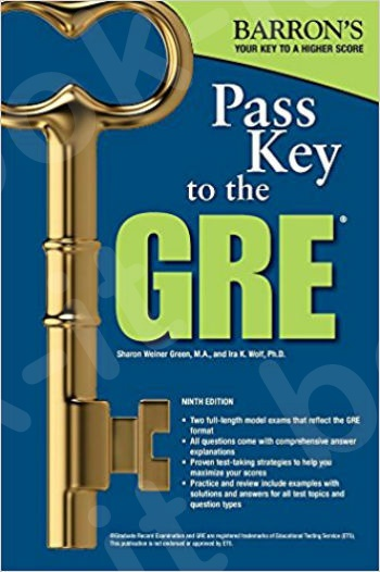 Barron's - Pass Key to the GRE, 9th Edition