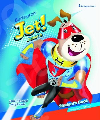 Burlington Jet! Junior A - Teacher's Book (Βιβλίο Καθηγητή)