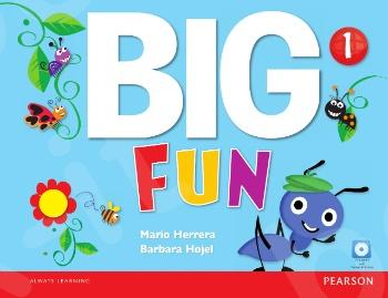 BIG FUN 1 Student's Book (+ CD-ROM) (Βιβλίο Μαθητή)