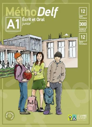 MéthoDelf A1 Ecrit et Oral - Livre de l'élève (Βιβλίο μαθητή)