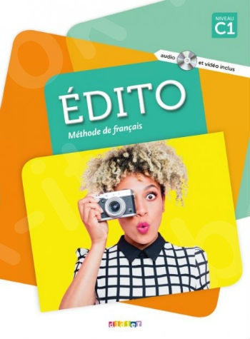 Edito (C1) - Livre de l'élève(+CD+DVD) (Βιβλίο Μαθητή)