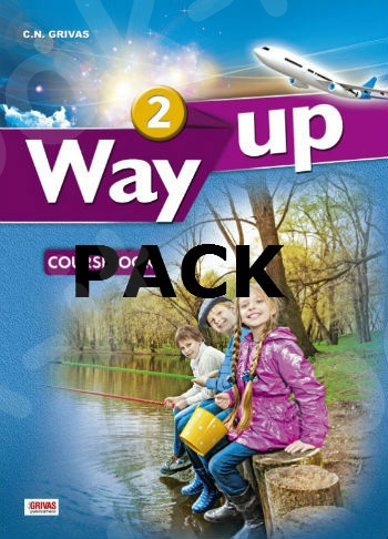 Way Up 2 - Πακέτο Όλα τα Βιβλία της τάξης (Grivas)