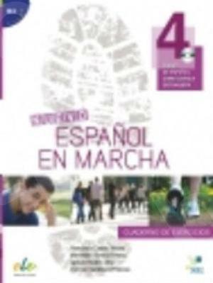 Nuevo Espanol en Marcha B2 -  Ejercicios(+ CD)(Βιβλίο Ασκήσεων με CD)