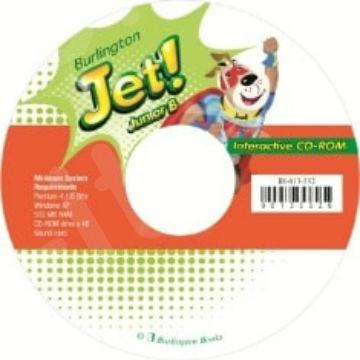 Burlington Jet! Junior B - Interactive Cd-Rom