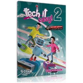 Super Course - Tech it easy 2 - Coursebook με iBook (Μαθητή)